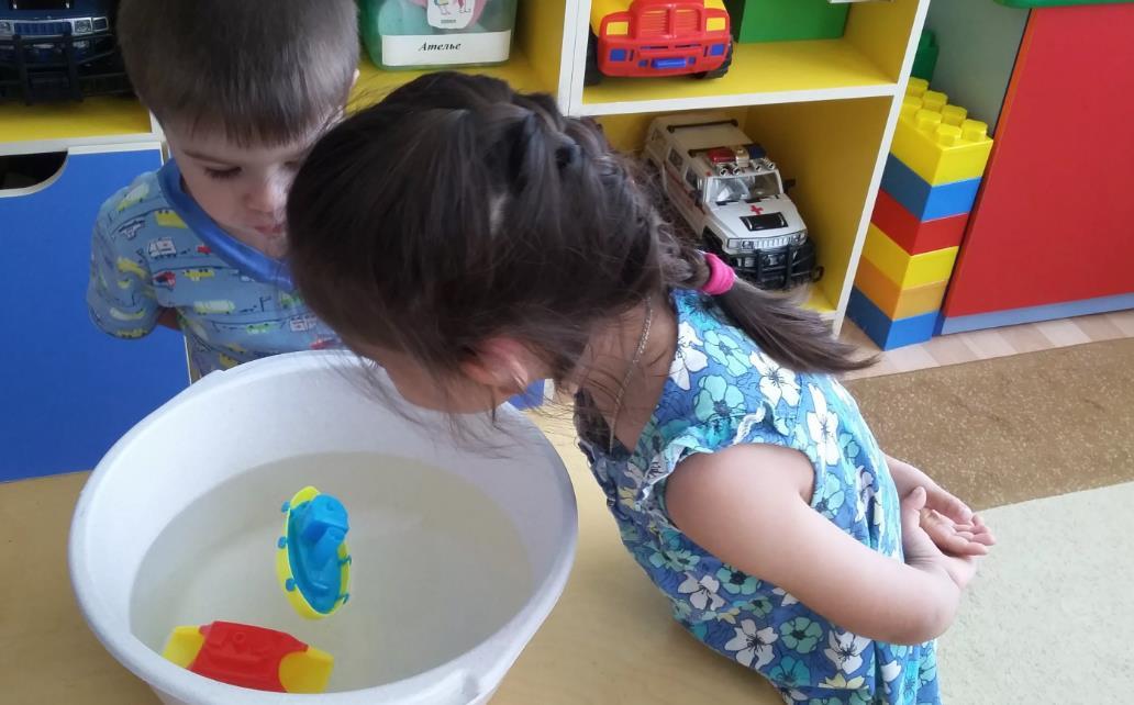 """Детская игра """"Потопи корабли"""" для детей 5-6 лет"""