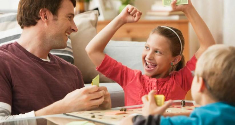 Словесная игра для детей и взрослых - Есть контакт