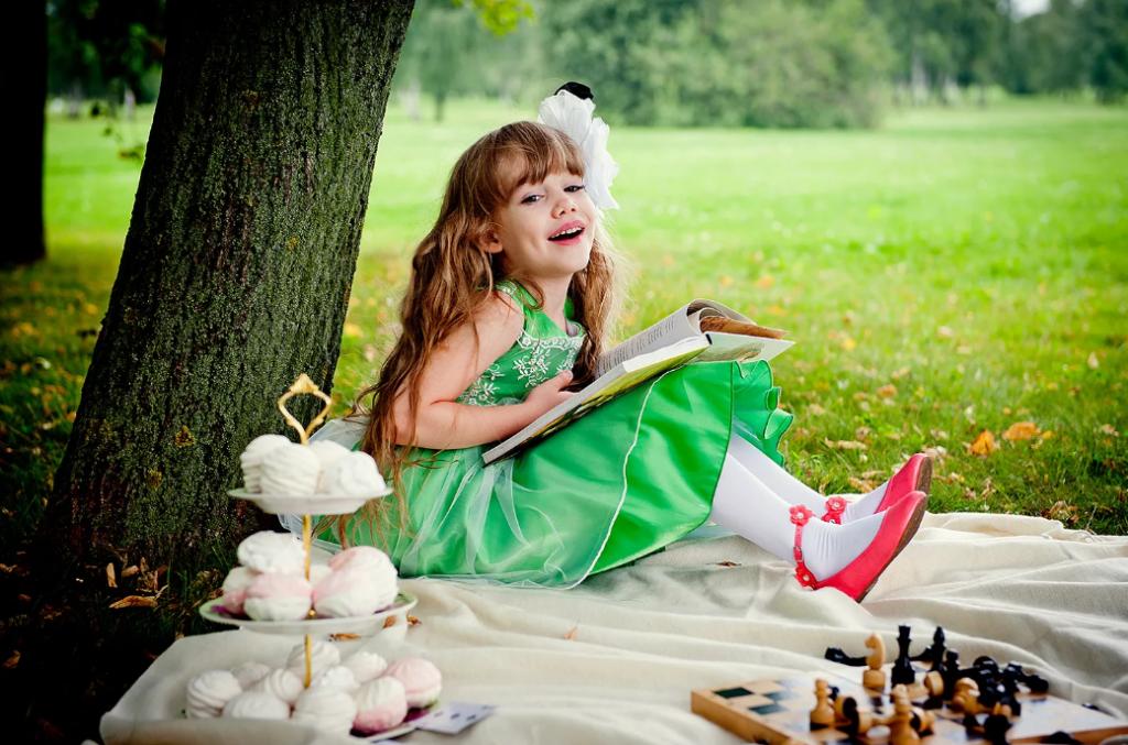 Сценарий детского праздника на день рождения. Алиса в стране чудес