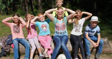 Игры в летнем лагере дневного пребывания. Игры на знакомство
