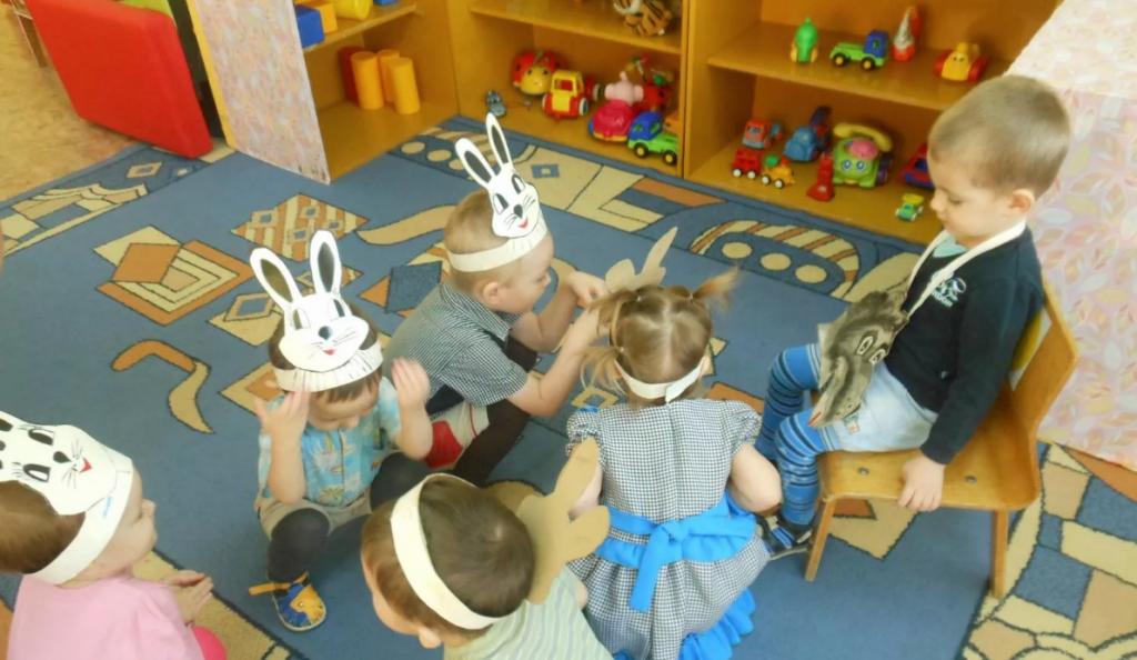Игры для детей в детском саду. Подвижные и развивающие