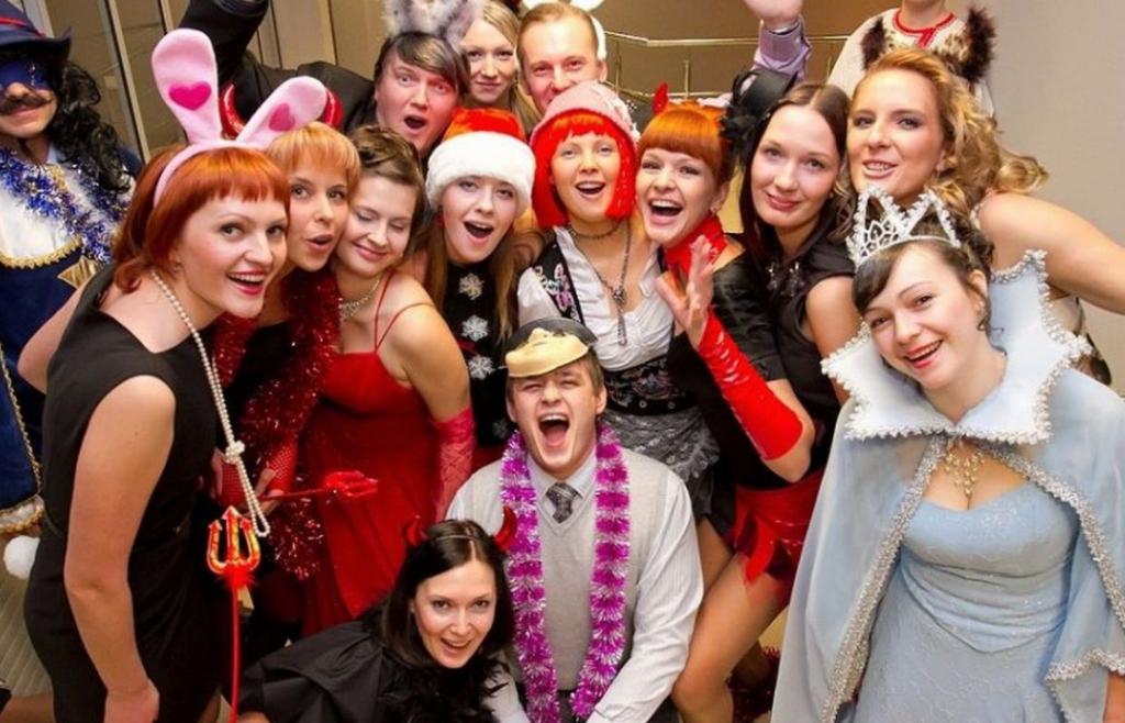 ТОП-10 лучших конкурсов на Новый год