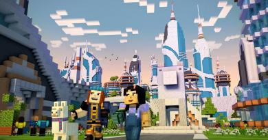 Увлекательная игра Майнкрафт. Скачать Minecraft бесплатно