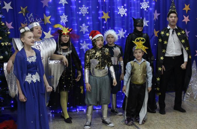 Сценарий на Новый год 2021 для детей разных возрастов